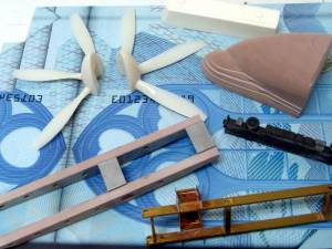 scale model parts
