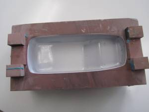 mold for casting car model