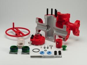 cutaway model