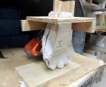 casting model hand