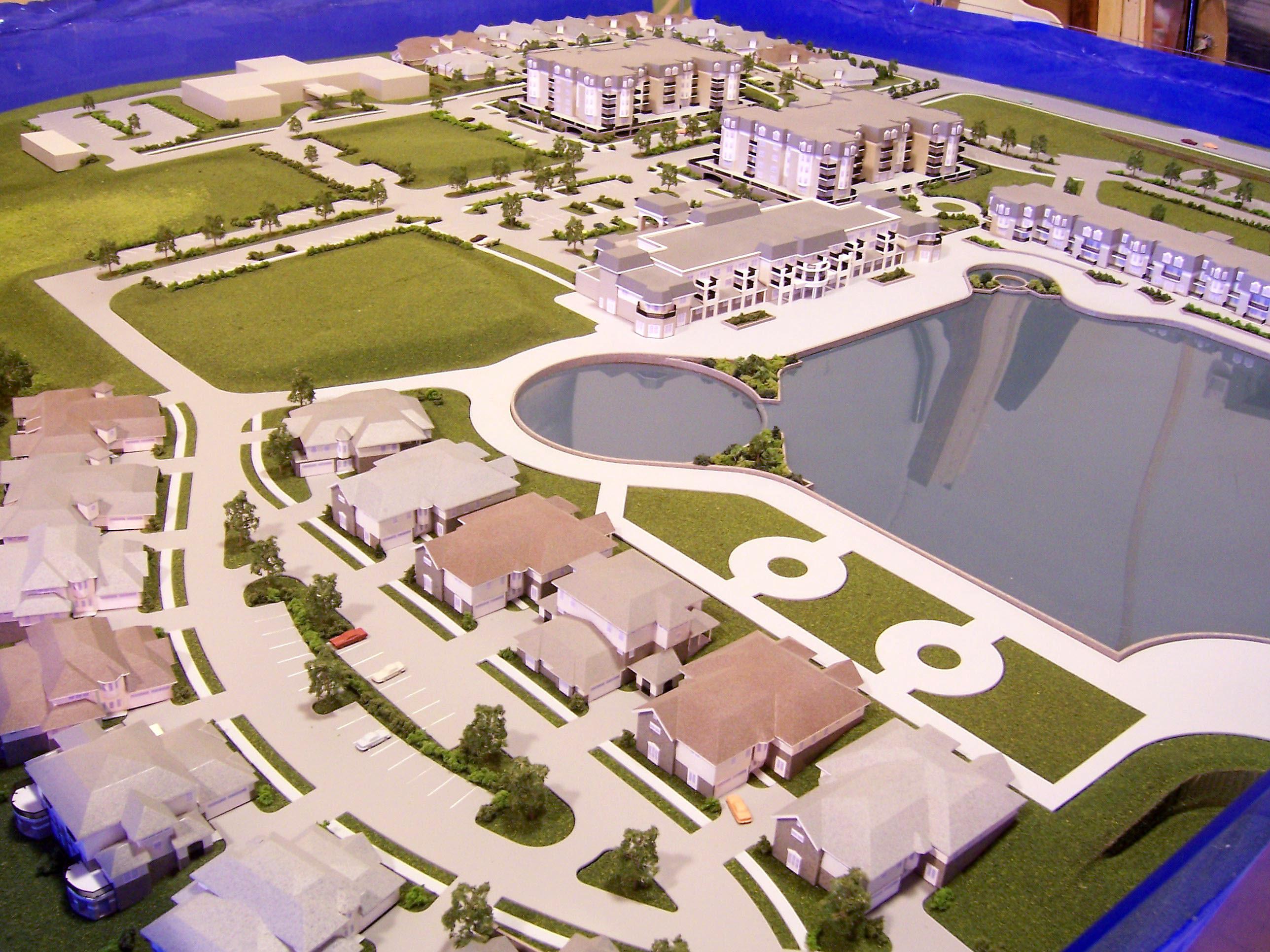 Landscape architecture model archives kiwimill model for Architecture sites