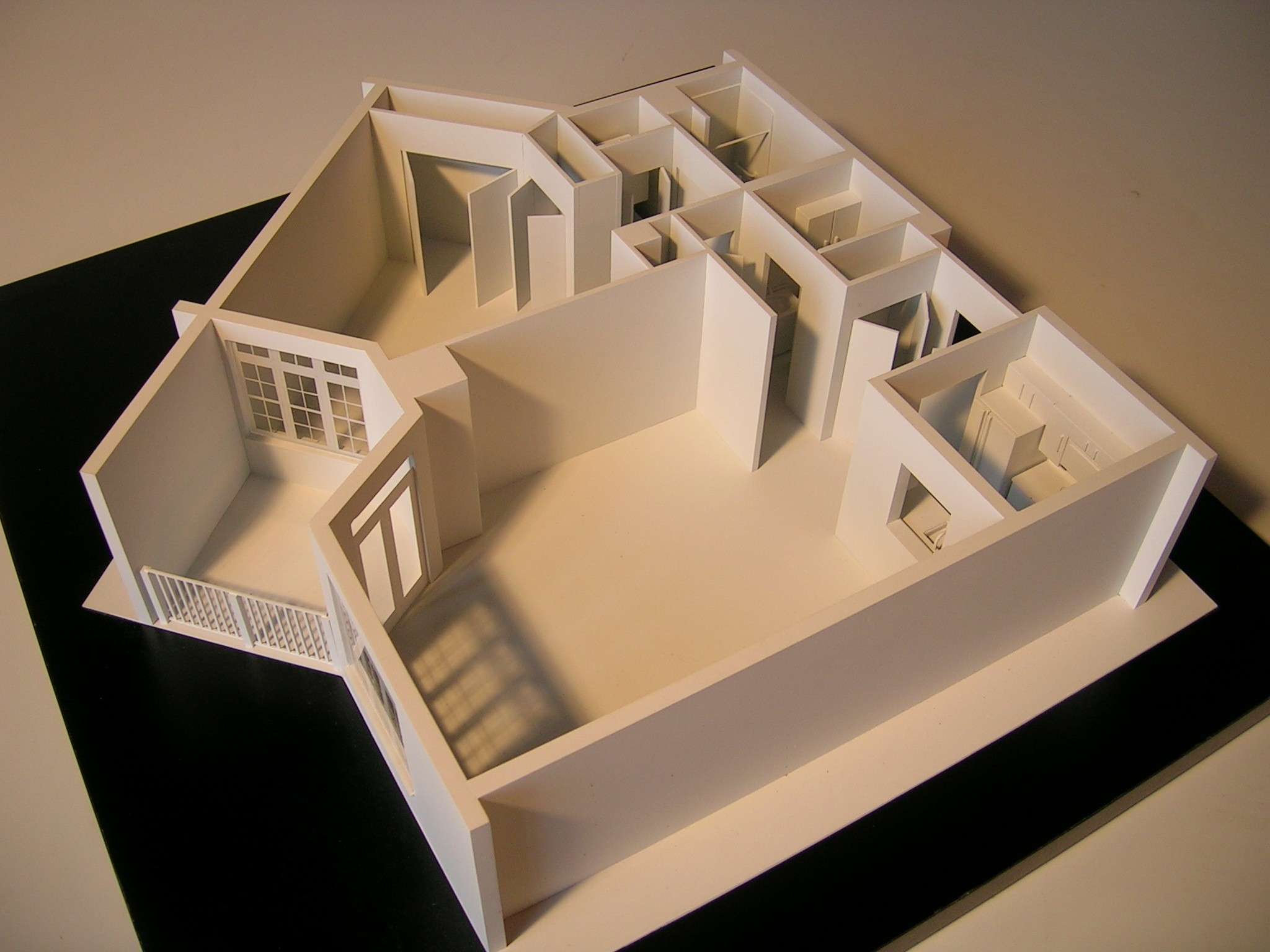 Architectural models communicate kiwimill blog for Architecture simple