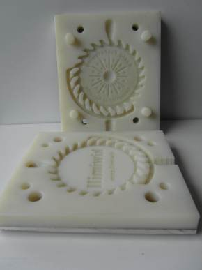 3D printed mold