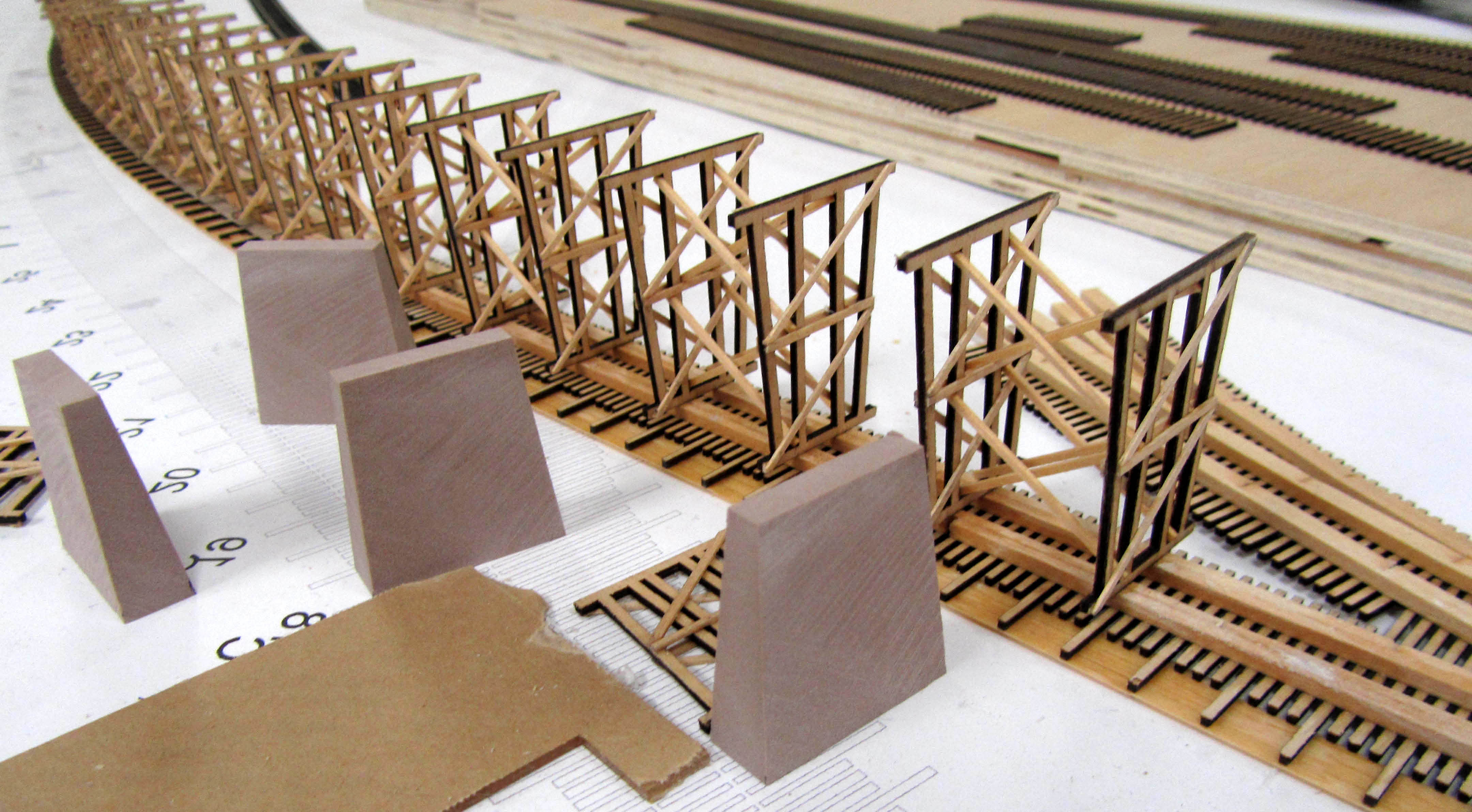 Museum model gives local history lesson kiwimill blog for Architecture organique