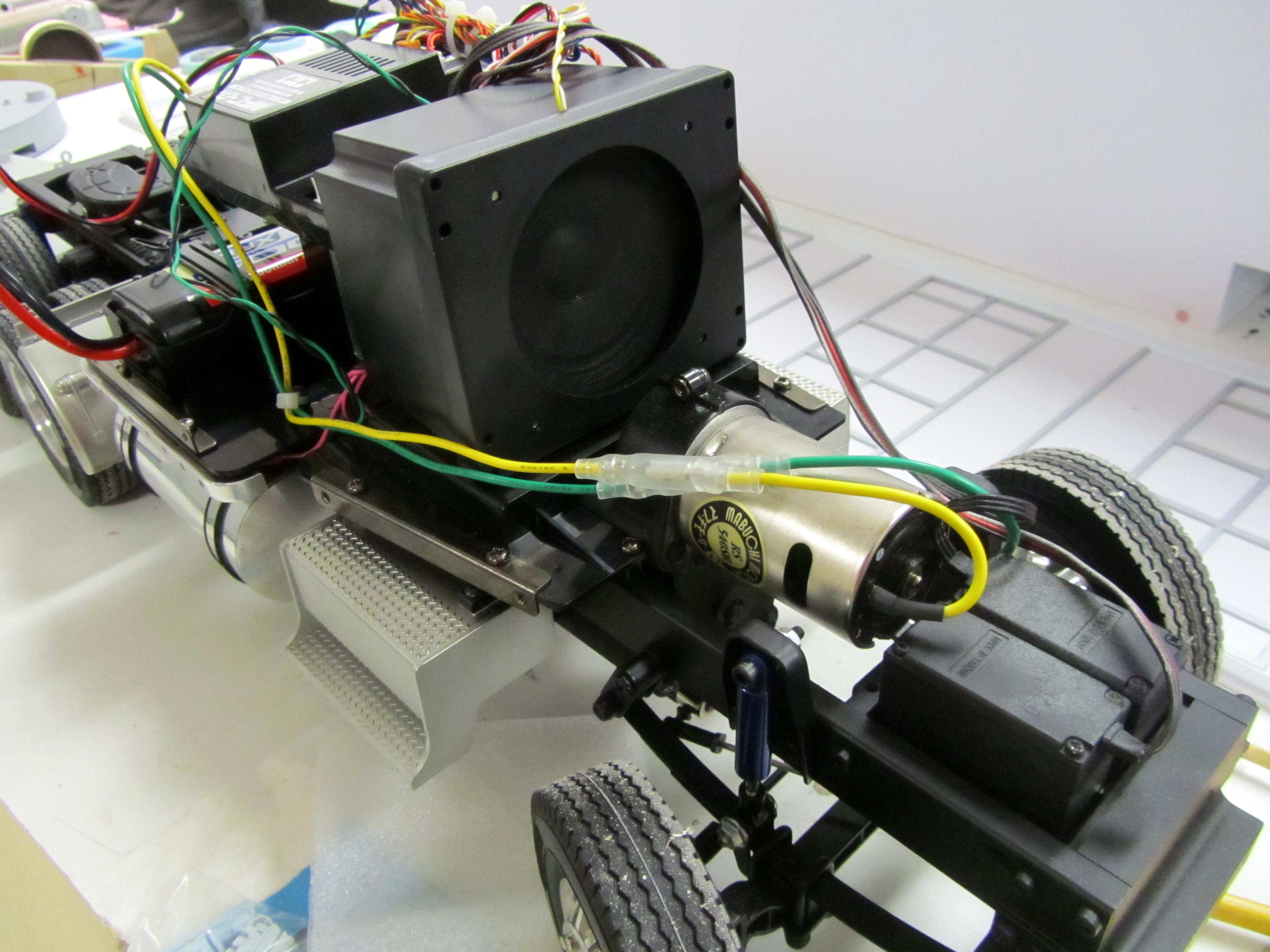 Remote Control Trade Show Truck Model | KiwiMill Blog